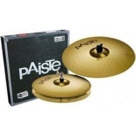 Paiste 101 Cymbal Set 14/18 P101BS214 | Buy at Footesmusic