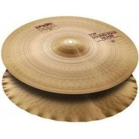 "Paiste 2002 13"" Sound Edge Hi Hat Cymbals (pair)"