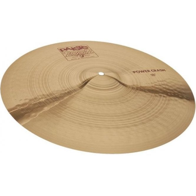 "Paiste 2002 16"" Power Crash Cymbal"