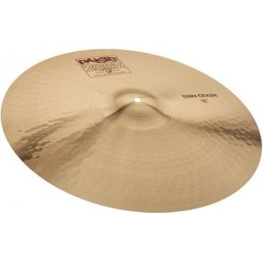 "Paiste 2002 17"" Thin Crash Cymbal"