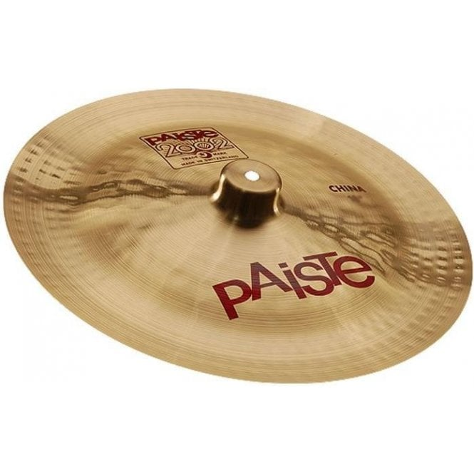 "Paiste 2002 18"" China Cymbal"