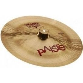 "Paiste 2002 20"" China Cymbal"