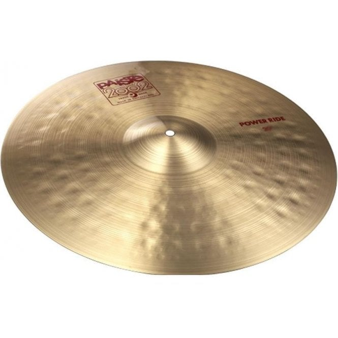"Paiste 2002 22"" Power Ride Cymbal P002PWRD22 