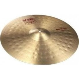 "Paiste 2002 22"" Power Ride Cymbal"