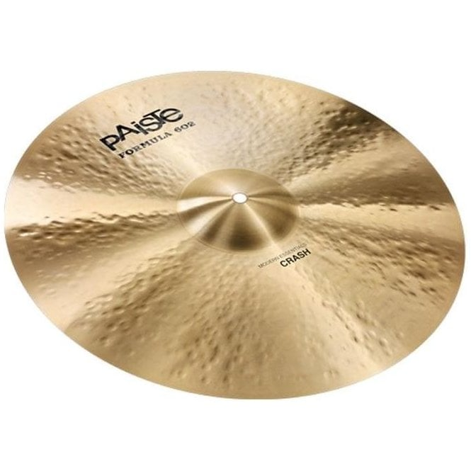"Paiste 602 Modern Essential 17"" Crash Cymbal P602ME17CR 