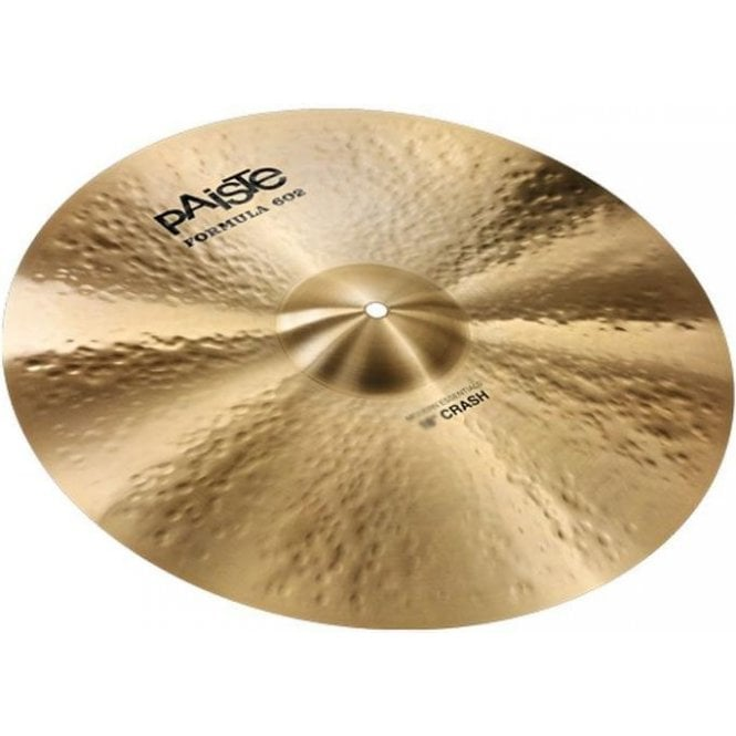 "Paiste 602 Modern Essential 18"" Crash Cymbal"