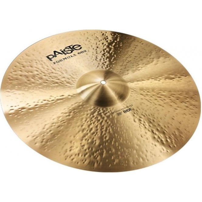 "Paiste 602 Modern Essential 20"" Ride Cymbal"