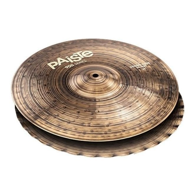 "Paiste 900 Series 14"" Sound Edge Hi Hat Cymbals"