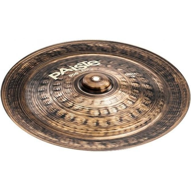 "Paiste 900 Series 16"" China Cymbal"