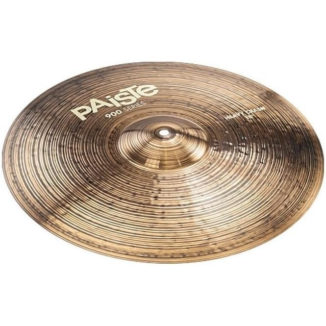 "Paiste 900 Series 19"" Heavy Crash Cymbal"