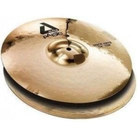 "Paiste Alpha 14"" Rock Hi Hat Cymbals (pair)"