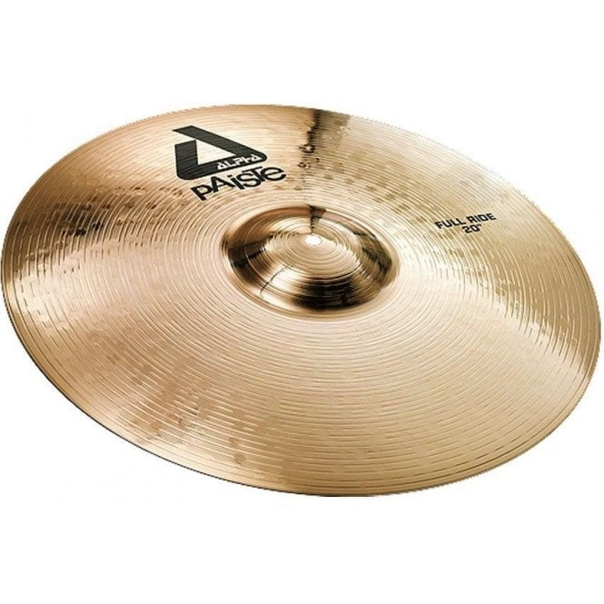 "Paiste Alpha 20"" Full Ride Cymbal"