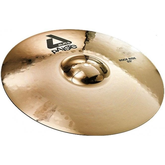 "Paiste Alpha 22"" Rock Ride Cymbal"