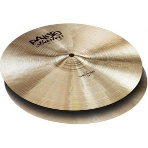"Paiste Masters 15"" Thin Hi Hat Cymbals"