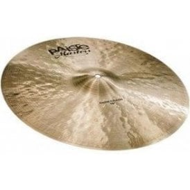"Paiste Masters 19"" Dark Crash Cymbal"