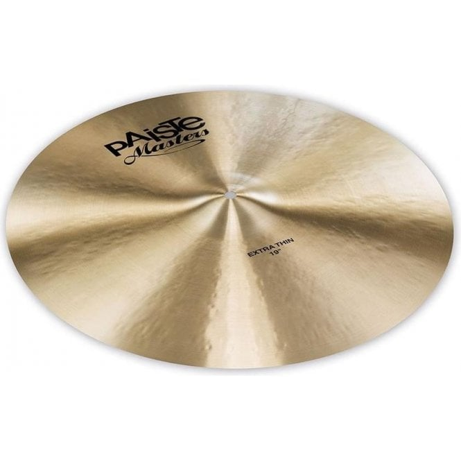 "Paiste Masters 19"" Extra Thin Cymbal"