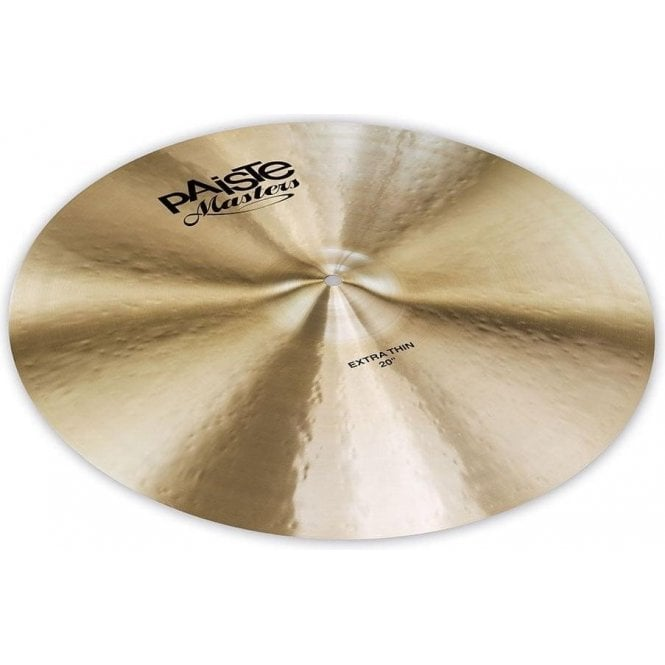 "Paiste Masters 20"" Extra Thin Cymbal"