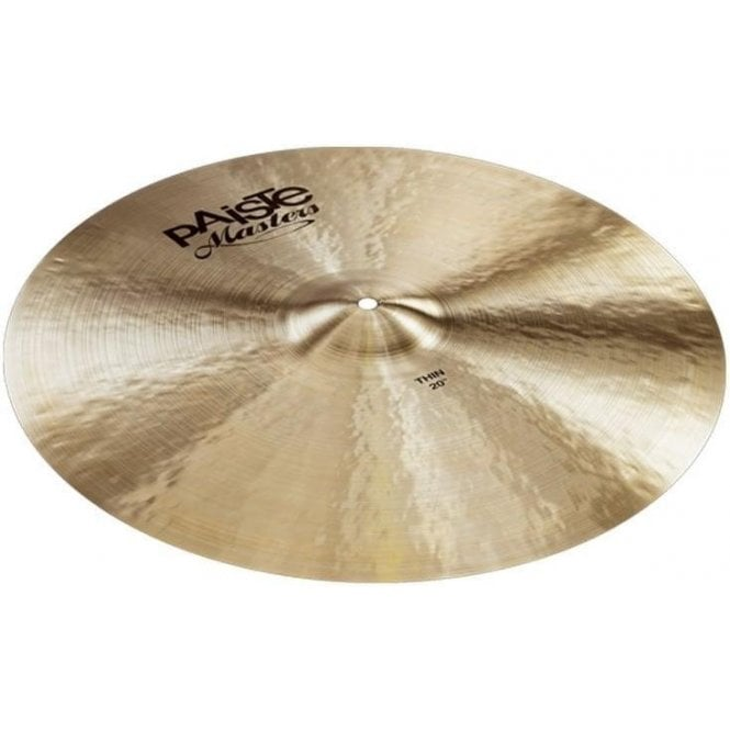 "Paiste Masters 20"" Thin Multi Crash Cymbal"