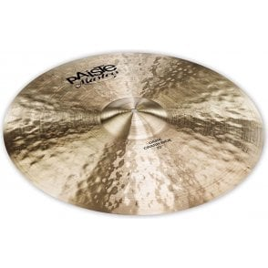 "Paiste Masters 22"" Dark Crash Ride Cymbal"