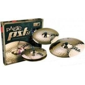 PST 8 Reflector Rock Cymbal Set (14/16/20) PST8BS3RSET | Buy at Footesmusic