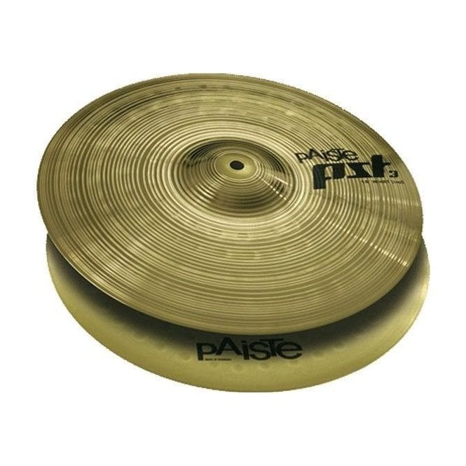 "Paiste PST3 13"" Hi Hat Cymbals PST3HAT13 