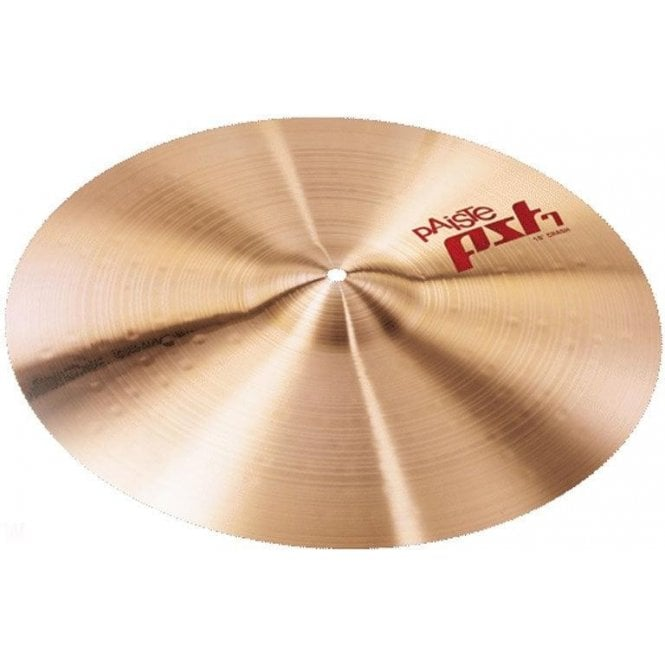 "Paiste PST7 16"" Thin Crash Cymbal PST7TCR16 