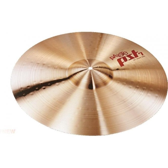 "Paiste PST7 20"" Heavy Ride Cymbal PST7HRD20 