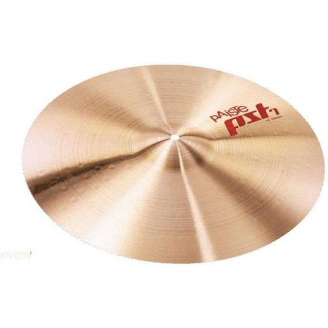 "Paiste PST7 Series 17"" Crash Cymbal"