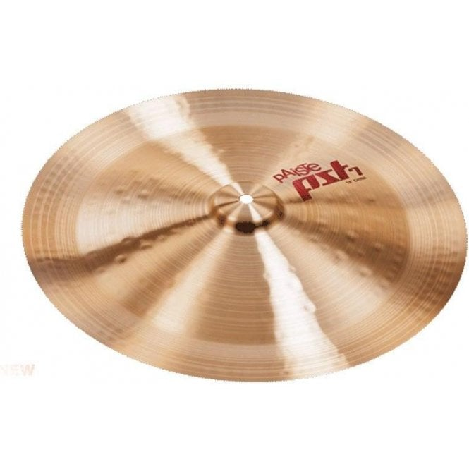 "Paiste PST7 Series 18"" China Cymbal"