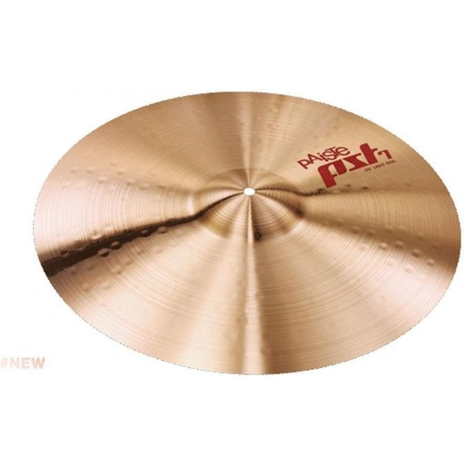 "Paiste PST7 Series 20"" Light Ride Cymbal"