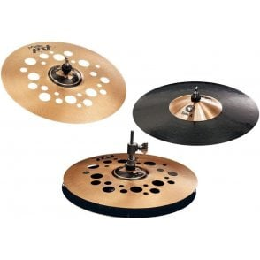 Paiste PSTX DJ45 Full Set Cymbals  PSTXDJSET | Buy at Footesmusic