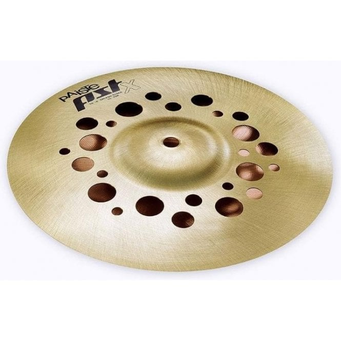 "Paiste PSTX Splash Stack 8"" and 10"" Cymbals"