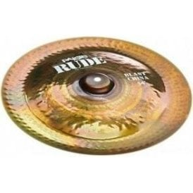 "Paiste Rude 14"" Blast China Cymbal"