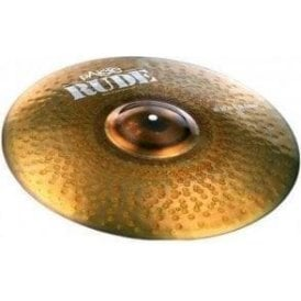 "Paiste Rude 17"" Wild Crash Cymbal"