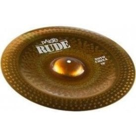"Paiste Rude 18"" Novo China Cymbal"