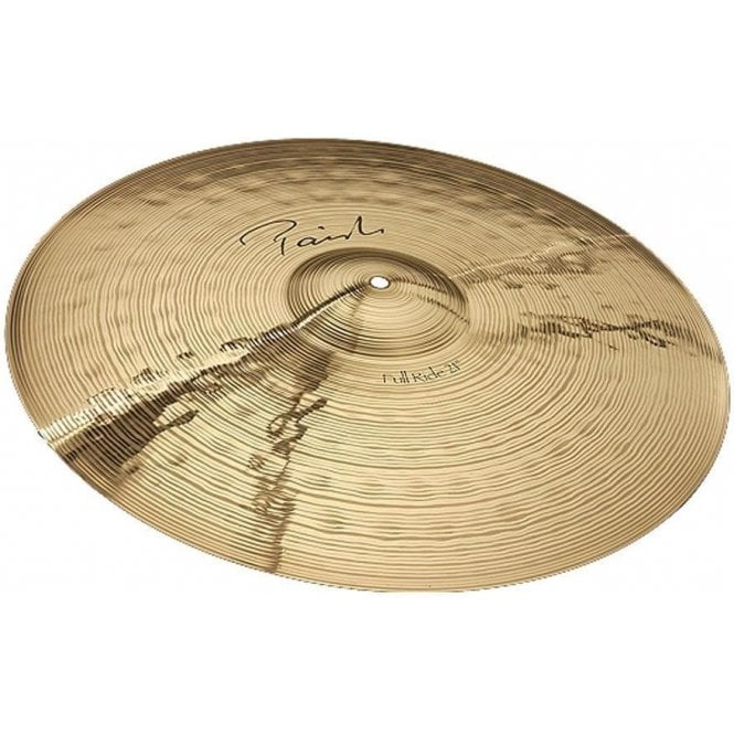 "Paiste Signature 20"" Full Ride Cymbal"