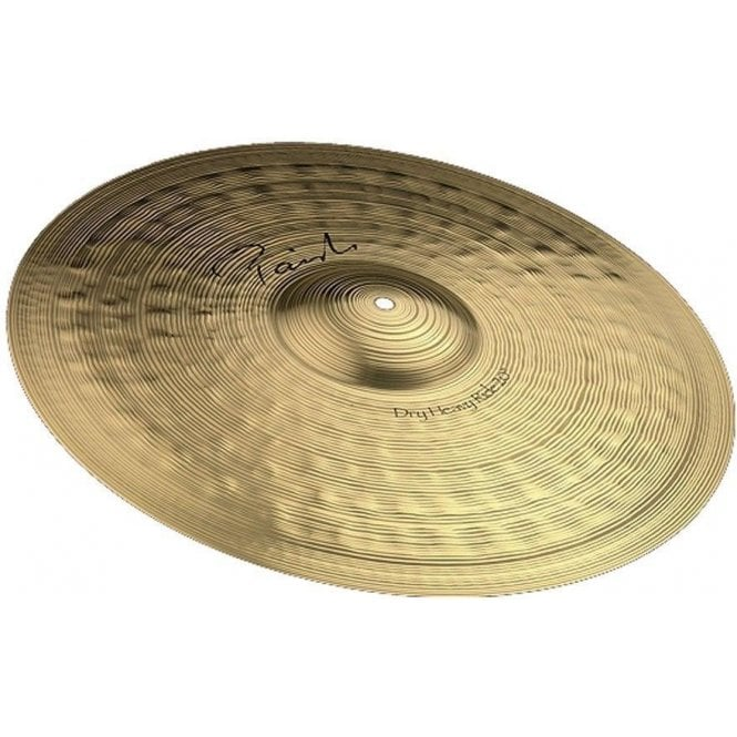 "Paiste Signature 21"" Dry Heavy Ride Cymbal"