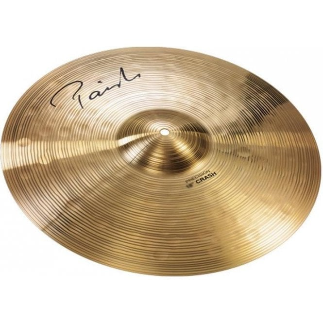 "Paiste Signature Precision 16"" Crash Cymbal PSIGPR16CR 