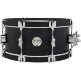 PDP by DW 14x6.5 Ebony Wood Hoop Snare PDCC6514SSEE | Buy at Footesmusic