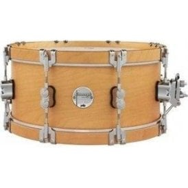 PDP by DW 14x6.5 Natural Wood Hoop Snare PDCC6514SSNN | Buy at Footesmusic