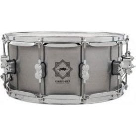 PDP by DW 14x6.5 Seamless Steel Snare PDSN6514CSST | Buy at Footesmusic