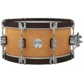 PDP by DW 14x6.5 Wood Hoop Snare PDCC6514SSNW | Buy at Footesmusic