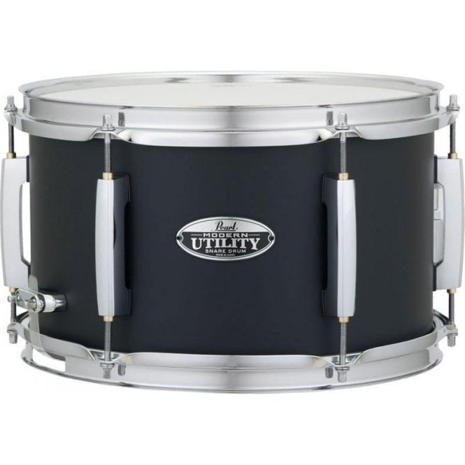Pearl 12x7 Modern Utlility Snare Drum - Black Ice Finish MUS1270M234 | Buy at Footesmusic