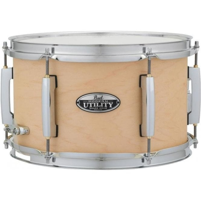 Pearl 12x7 Modern Utlility Snare Drum - Matt Natural Finish MUS1270M224 | Buy at Footesmusic