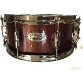 Pearl 13x5.5 Midtown Snare Drum Black Cherry Glitter | Buy at Footesmusic