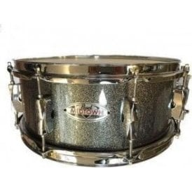 Pearl 13x5.5 Midtown Snare Drum Grindstone Sparkle | Buy at Footesmusic