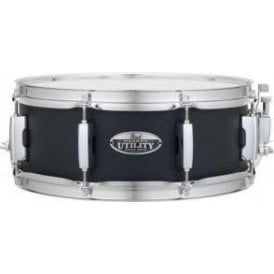 Pearl 13x5 Modern Utlility Snare Drum - Black Ice Finish