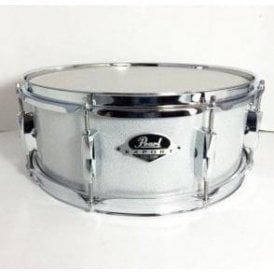 Pearl 14x5.5 Export Snare Drum Arctic White Sparkle EXX1455SC700 | Buy at Footesmusic