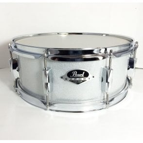 Pearl 14x5.5 Export Snare Drum Arctic White Sparkle