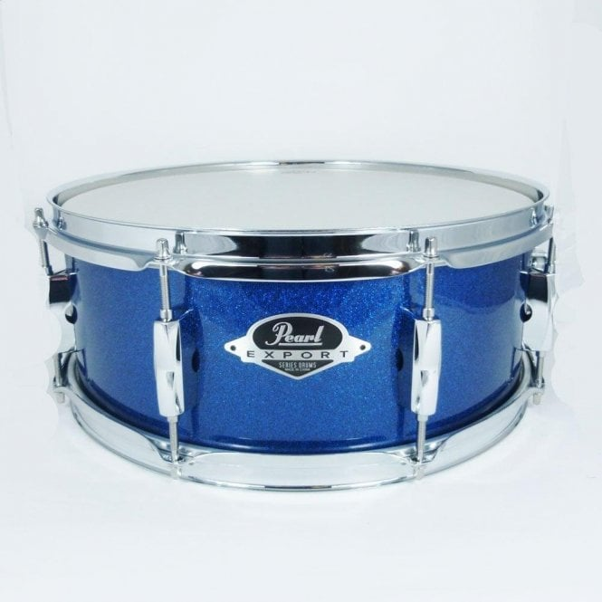 Pearl 14x5.5 Export Snare Drum Electric Blue
